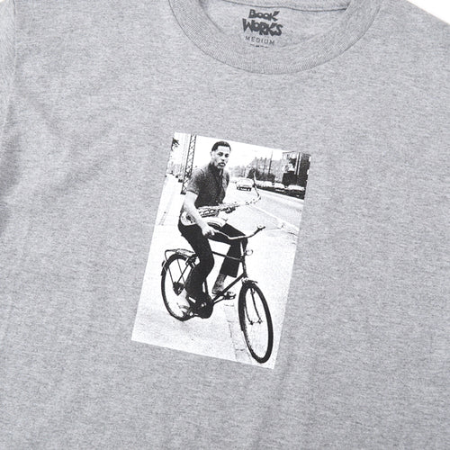 Book Works - Dexter Tee - Grey