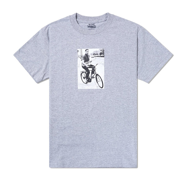 Book Works - Book Works - Dexter Tee - Grey