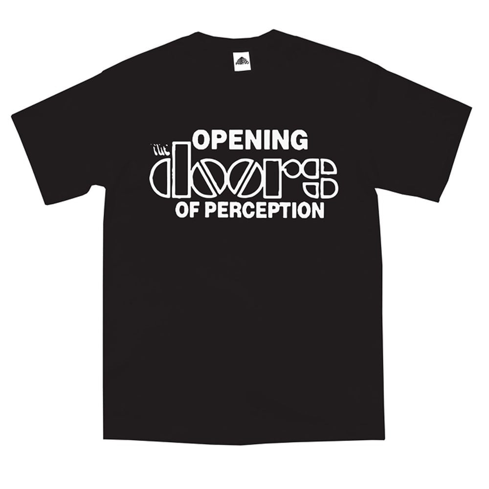 PRMTVO - PRMTVO - Open The Doors T-Shirt - Black