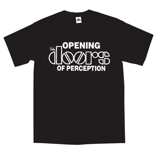 PRMTVO - Open The Doors T-Shirt - Black