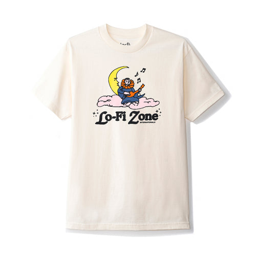 Lo-Fi -  Dreams Tee - Cream