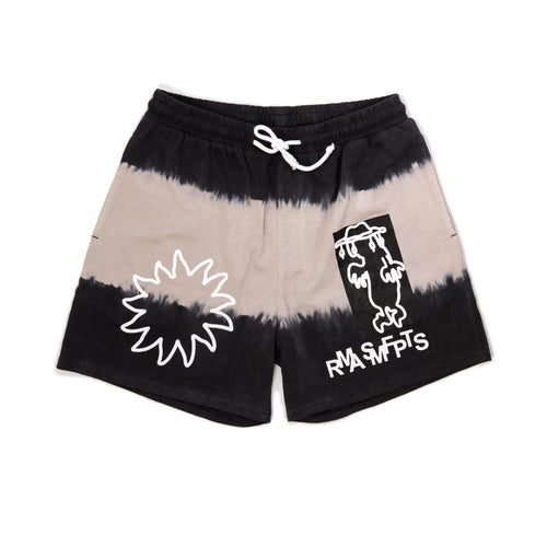 Ramps x Misfits - Dundee Jersey Shorts - Washed Black