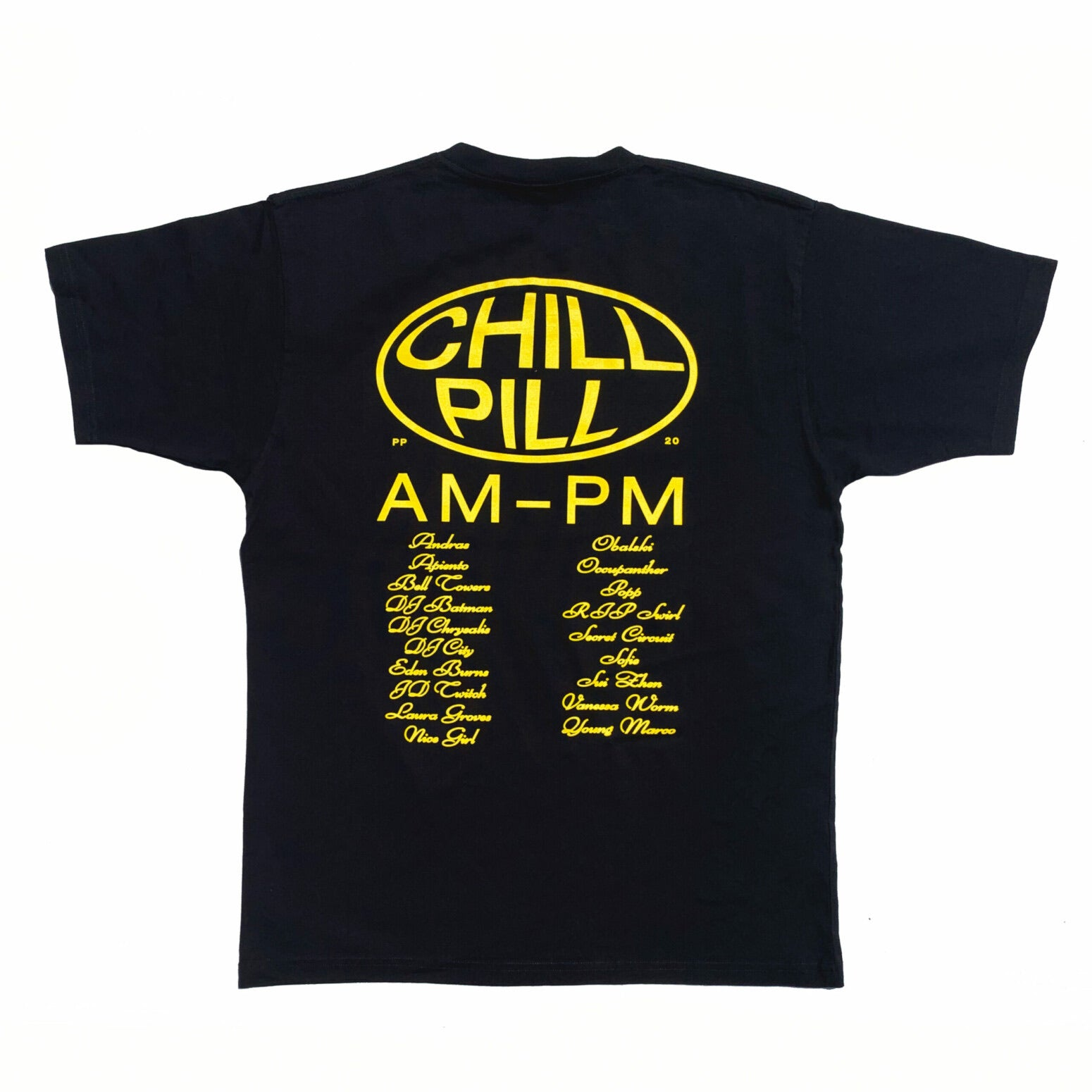 Public Possession - Possession - Chill Pill ll -  T-Shirt - Charcoal