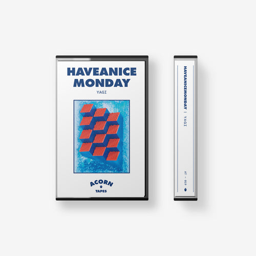 Acorn Tapes - Have A Nice Monday Cassette Tape - Yagi