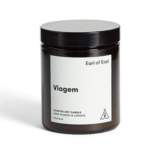 Earl of East - 170ml Soy Wax Candle - Viagem