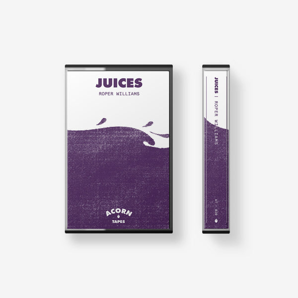 Acorn Tapes - Acorn Tapes - JUICES Cassette Tape - Roper Williams