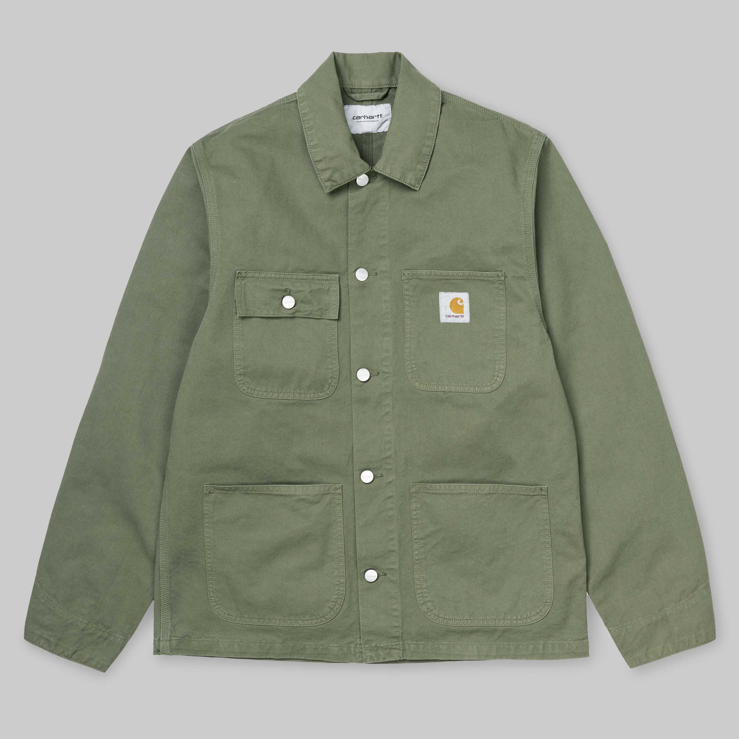 Carhartt WIP - Carhartt Michigan Coat - Dollar Green