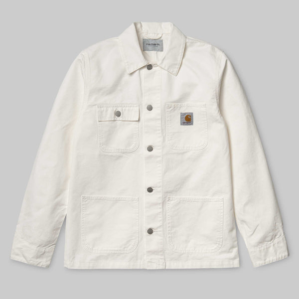 Carhartt WIP - Carhartt Michigan Chore Coat - Off White