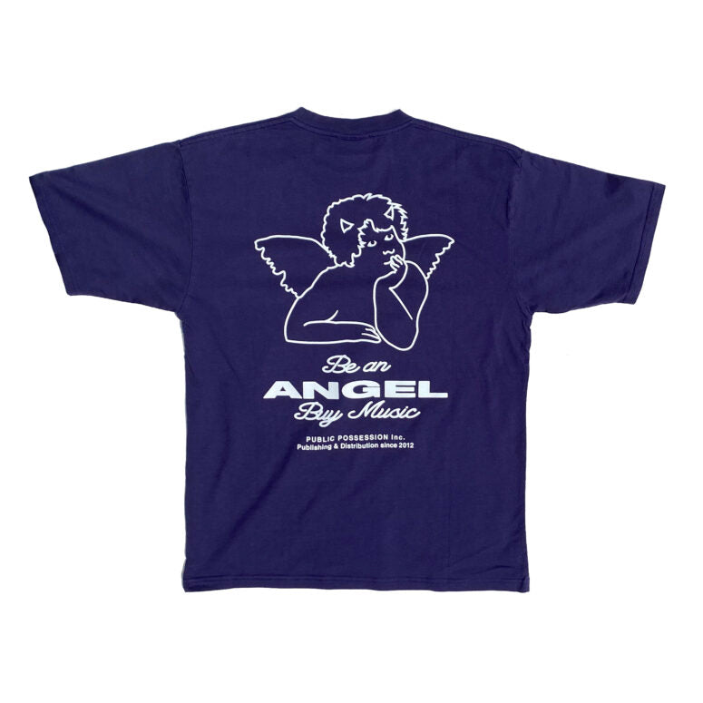 Public Possession - Public Possession - Buy Music -  T-Shirt - Purple