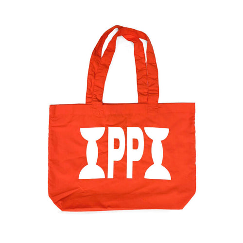 Public Possession  - PP Pillar - Tote Bag - Orange