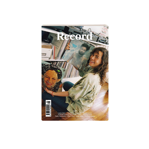 Record Magazine - Record Culture Magazine - Issue 8