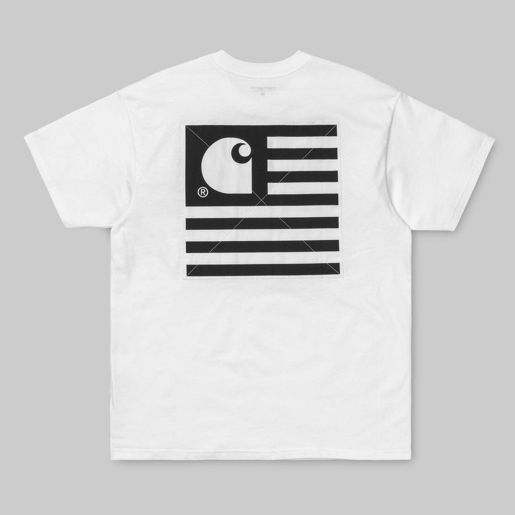 Carhartt WIP - Carhartt WIP - State Patch T-Shirt - White