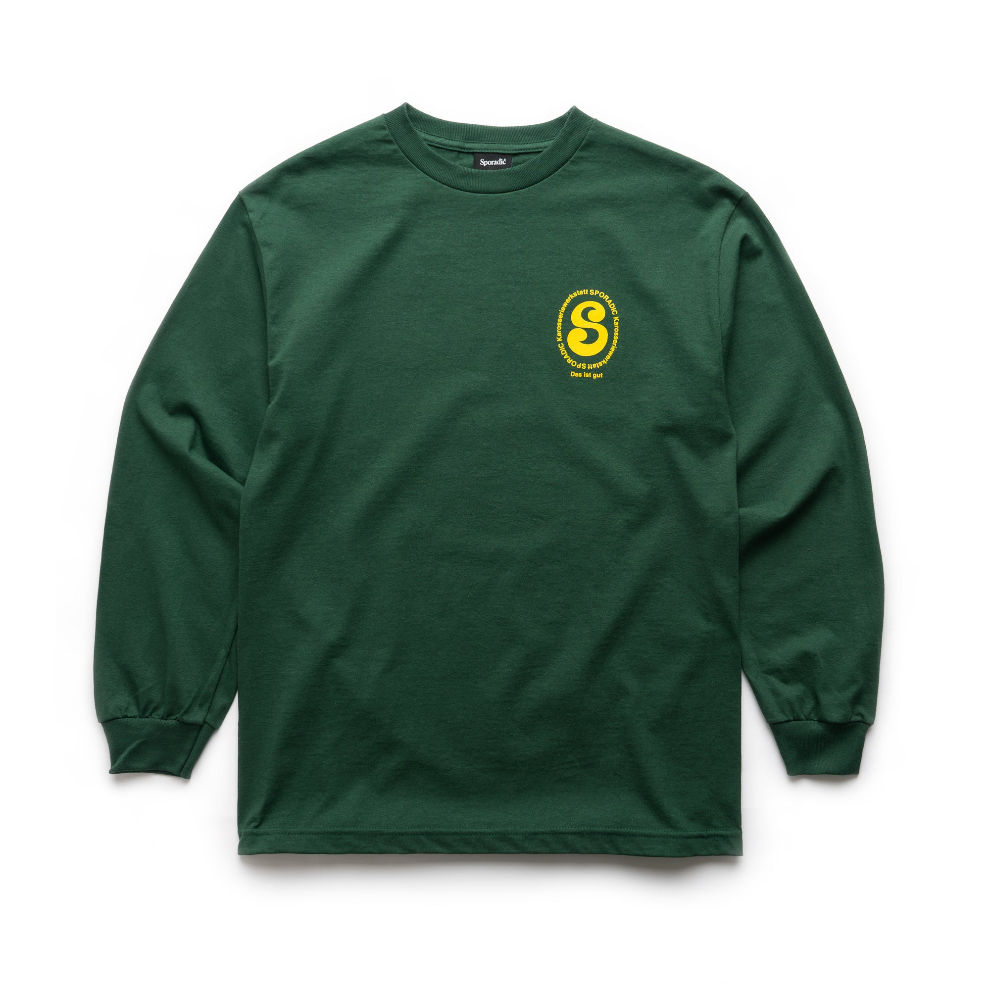 Sporadic - Sporadic - Tribe Long Sleeve Tee - Forest