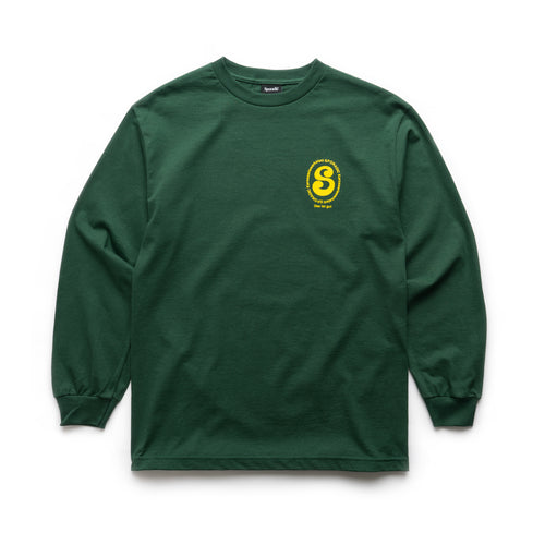 Sporadic - Tribe Long Sleeve Tee - Forest