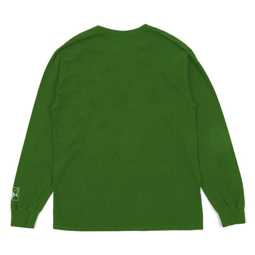 Sound Nutrition LS Tee -Green