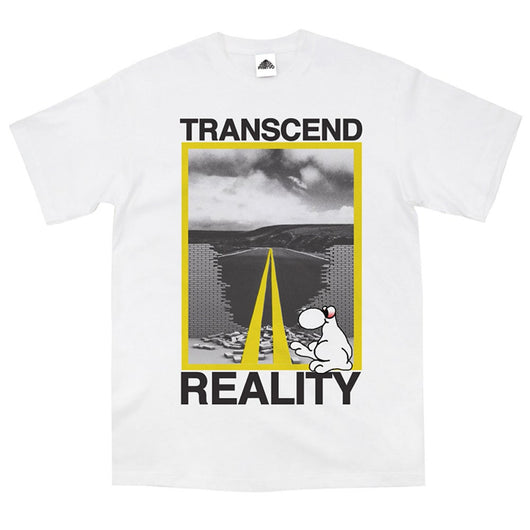 PRMTVO - Transcend Reality T-Shirt - White