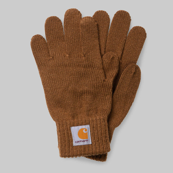 Carhartt WIP - Carhartt WIP - Watch Gloves - Hamilton Brown