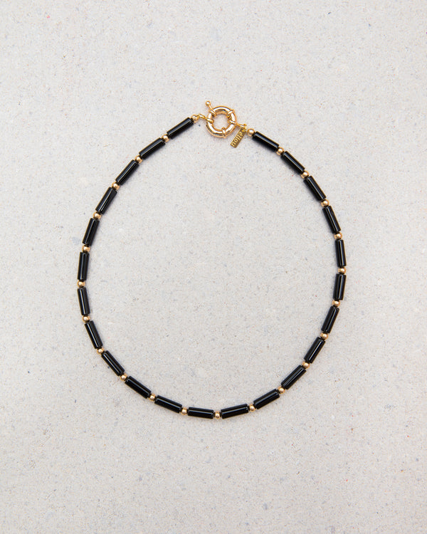 "Erec ""Black"" Necklace"