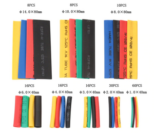 Heat Shrink Tube for Cable Repair(328PCS)