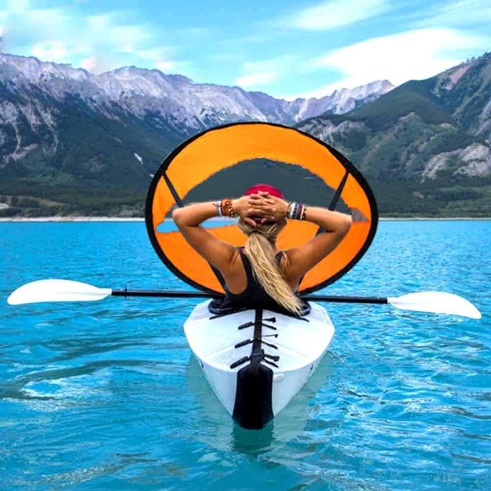 BUY 2 FREE SHIPPING!! AirKayaks Foldable Kayak Sail