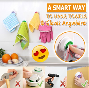 Intelligent Towel Hook-FREE SHIPPING