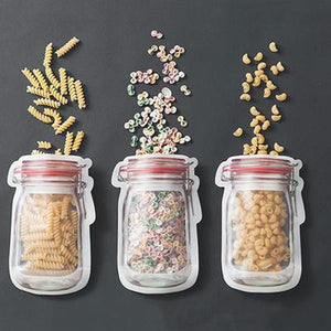 🔥$4.99 Reusable Jar Bags