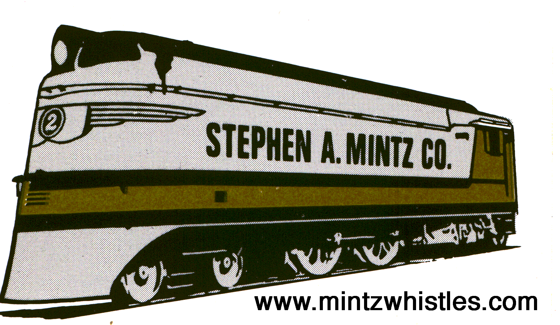 Mintz Whistles - Made in the USA Steam Train Whistles for