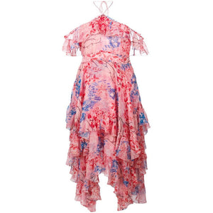 The Gallina Dress by Alice + Olivia