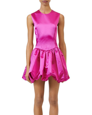 Satin Dress by Maje