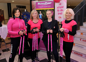 BungyPump Pink Charity - with 8.8 pounds of built-in resistance