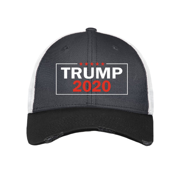 Trump 2020 2.0 - New Era Vintage Mesh Cap