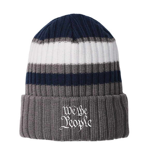 We The People - New Era Ribbed Tailgate Beanie
