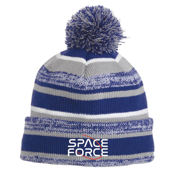Space Force - New Era Sideline Beanie