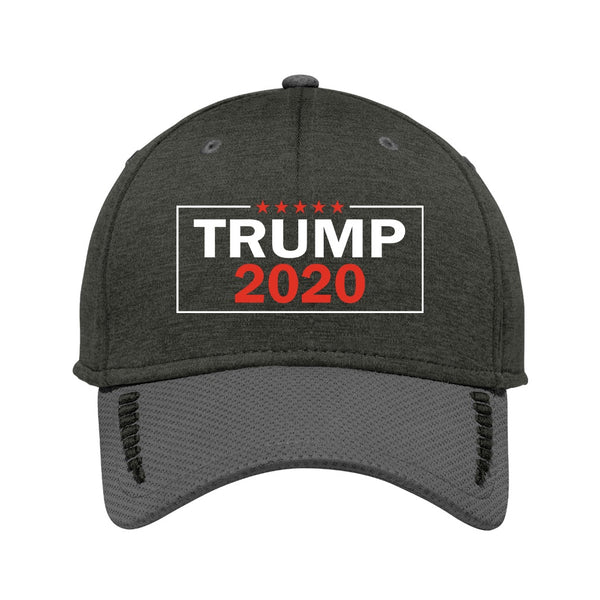 Trump 2020 2.0 - New Era Shadow Stretch Heather Colorblock Cap