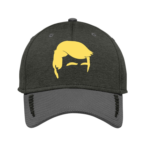 Trump Hair - New Era Shadow Stretch Heather Colorblock Cap