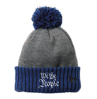 We The People - New Era Colorblock Cuffed Beanie