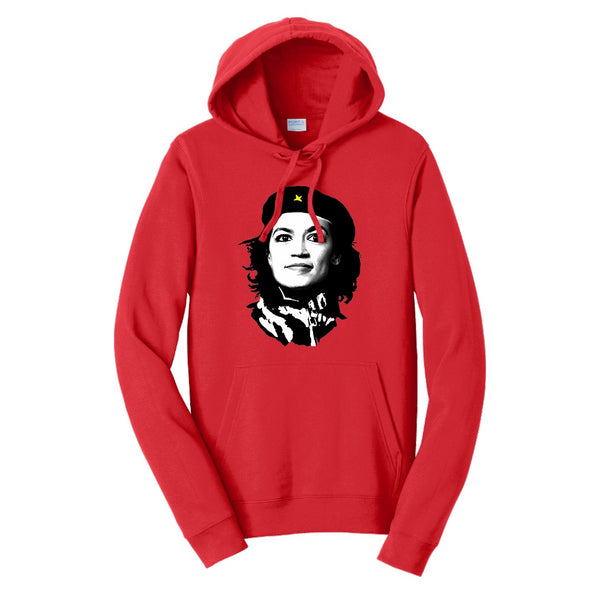 AOChe Guevara - Port & Company Fan Favorite Fleece Pullover Hooded Sweatshirt (CSTT)