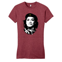 AOChe Guevara - District Women's Fitted Very Important Tee (CSTT)