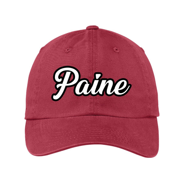 Paine - Port Authority Garment Washed Unstructured Cap
