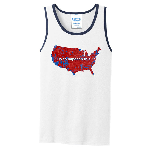 Impeach This - Port & Company Core Cotton Tank Top