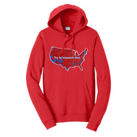 Impeach This - Port & Company Fan Favorite Fleece Pullover Hooded Sweatshirt