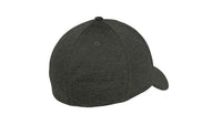 Border Wall Construction Co - Shadow Stretch Heather Cap