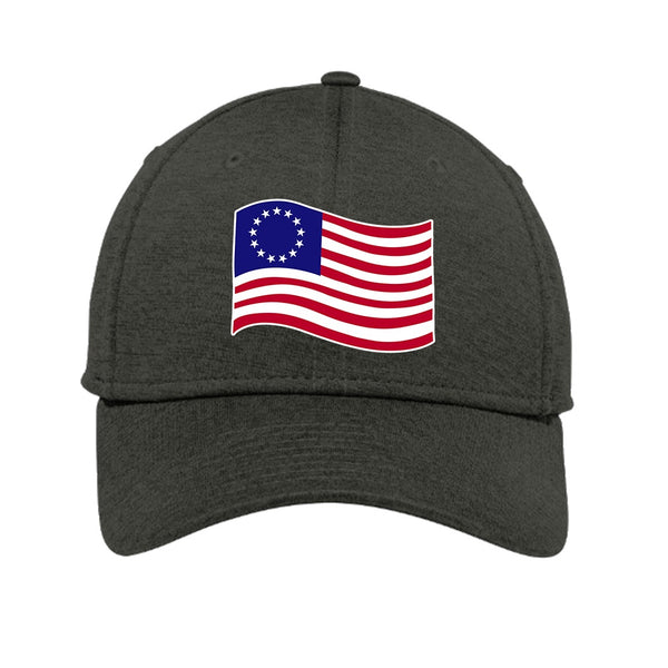Old Glory - Shadow Stretch Heather Cap