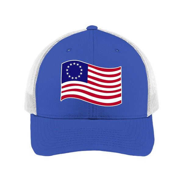 Old Glory - Retro Trucker Cap