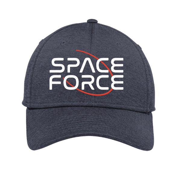 Space Force - Shadow Stretch Heather Cap