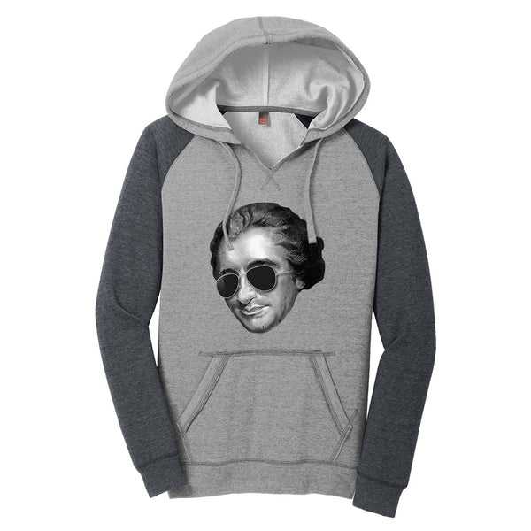 Summer of Paine - District Women's Lightweight Fleece Raglan Hoodie