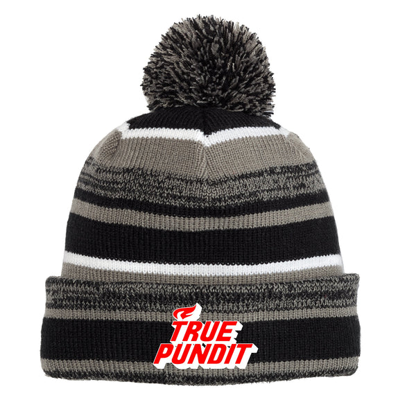 True Pundit - New Era Sideline Beanie