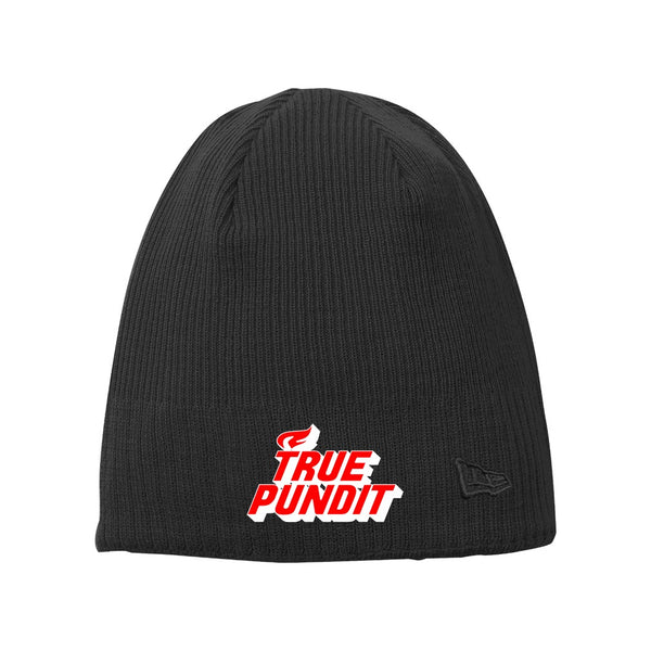 True Pundit - New Era Knit Beanie