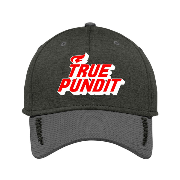 True Pundit - New Era Shadow Stretch Heather Colorblock Cap