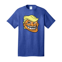 Trump Troll - Port & Company Core Cotton Tee